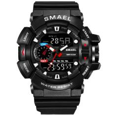 SMAEL Brand Watch 1436 Watches Mens Luxury Fashion Digital Watch Men Sports Military Wristwatch G Style Outdoor Clock Men Relogio Masculino – intl