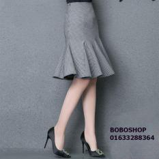 Chân Váy Sọc Caro Fashion