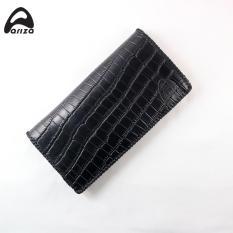 Bóp ví dài nam da bò thật (100%) cao cấp Thủ Công Ariza(Phat Tien shop bảo hành 12 tháng)