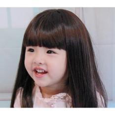 Bộ tóc giả dài cho bé