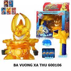 Bá vương Xạ Thủ 600106 – Kim nhẫn vương