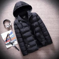 Áo khoác phao nam lót lông AN205
