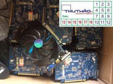 CARD MÀN HÌNH GIGABYTE GTX 650 OC 1G/RAM5/128 BIT CARD VGA