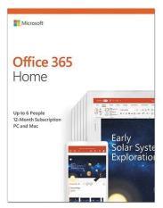 Phần mềm Microsoft® Office 365 Home 6 người dùng/năm – Pupam phân phối chính hãng