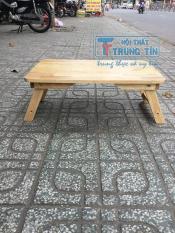 bàn laptop gỗ cây 40*60 cm