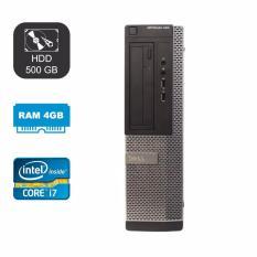 Máy tính đồng bộ Dell Optiplex 390 core i7 RAM 4GB HDD 500GB
