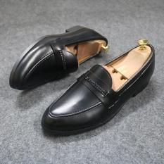 Giày Tây Nam Không Dây Lịch Lãm GV409