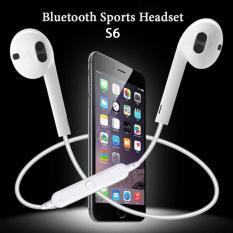 [XẢ KHO] Tai nghe Bluetooth Sports Headset S6 siêu Bass + Tặng kèm dây sạc