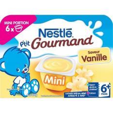 Váng sữa Nestle (vỉ 6 hộp x 60g)
