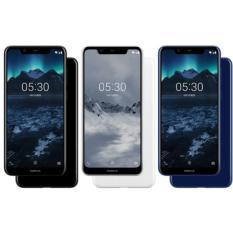 Nokia X5, NokiaX5, Nokia X 5 tai thỏ 2018 32GB Ram 3GB Khang Nhung – Hàng nhập khẩu Cực Rẻ Khang Nhung Shop