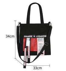 Túi tote vải Share In Yishion siêu hot – Hi&T 259