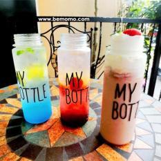 Chai Thuỷ tinh Bottle 500ml