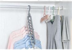 Combo 4 Móc quần áo đa chức năng – Chịu nặng tốt