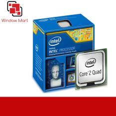 Bộ Vi xử lý Intel Core 2 Quad Q6600 (4 nhân- 4 Luồng) Chất Lượng Tốt
