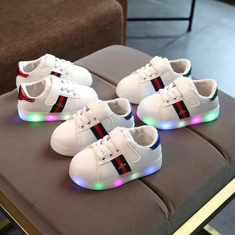 Giày cho bé giày guci cho bé