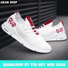 Giày Thể Thao Nam Trắng 2018 ( Giá Cực Shock) – ADAM SHOP(AD04)