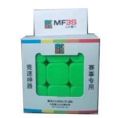 Rubik 3×3 Không viền – MF3S MoFangJiaoShi 3x3x3 Stickerless