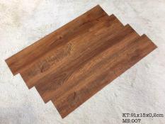 set 10 tấm sàn nhựa vân gỗ kt 15x91cm