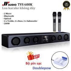Dàn Karaoke Soundbar Bluetooth Cao Cấp JY TVS 600K