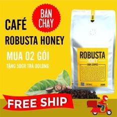 Cà phê Robusta Honey 500g (SL có hạn) – The Kaffeine Coffee