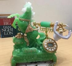 Điện thoại bàn cổ trang cao cấp lắp sim – Cực chất