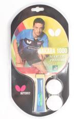 Vợt bóng bàn Butterfly Wakaba 1000 kèm 2 quả bóng