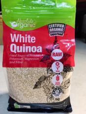 Hạt diêm mạch Organic Quinoa Của Úc Absolute Organic 1kg (hsd7/2019) MAU MOI