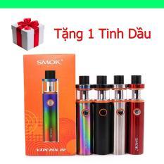 Vape Siêu Khói Smok Pen 22 50w + Full combo chất lượng nhất 2019