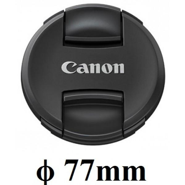 Nắp đậy ống kính Lens Cap Canon Size 77mm