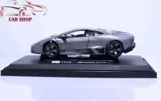 Xe mô hình kim loại siêu xe Lambor Reventon Rastar tỉ lệ 1:24
