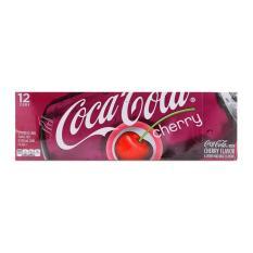 Thùng Nước Ngọt Coca-Cola Cherry 355ml ( Mỹ) ( 12 cans)