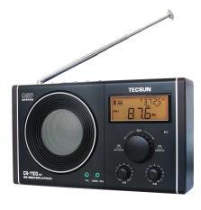 ĐÀI RADIO KỸ THUẬT SỐ NHỚ KÊNH CỠ LỚN TECSUN CR-1100