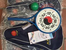 Vợt ly tâm – vợt thái cực – bóng vợt dưỡng sinh Set 10 bộ giá sỉ