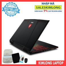 Đánh giá Laptop MSI GP73 8RE-250VN Leopard : i7 8750H 8GB RAM 128GB SSD + 1TB HDD GTX 1060 6GB + UHD Graphics 630 17.3″ FHD 120Hz Win10 – KimLongLaptop Tại KimLong Laptop