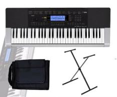 Đàn Organ Casio CTK-4400 – Tặng Chân Chữ X + Bao Đàn