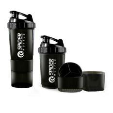 Bình lắc Shaker cho người tập Gym 3 ngăn tiện dụng 500 ml
