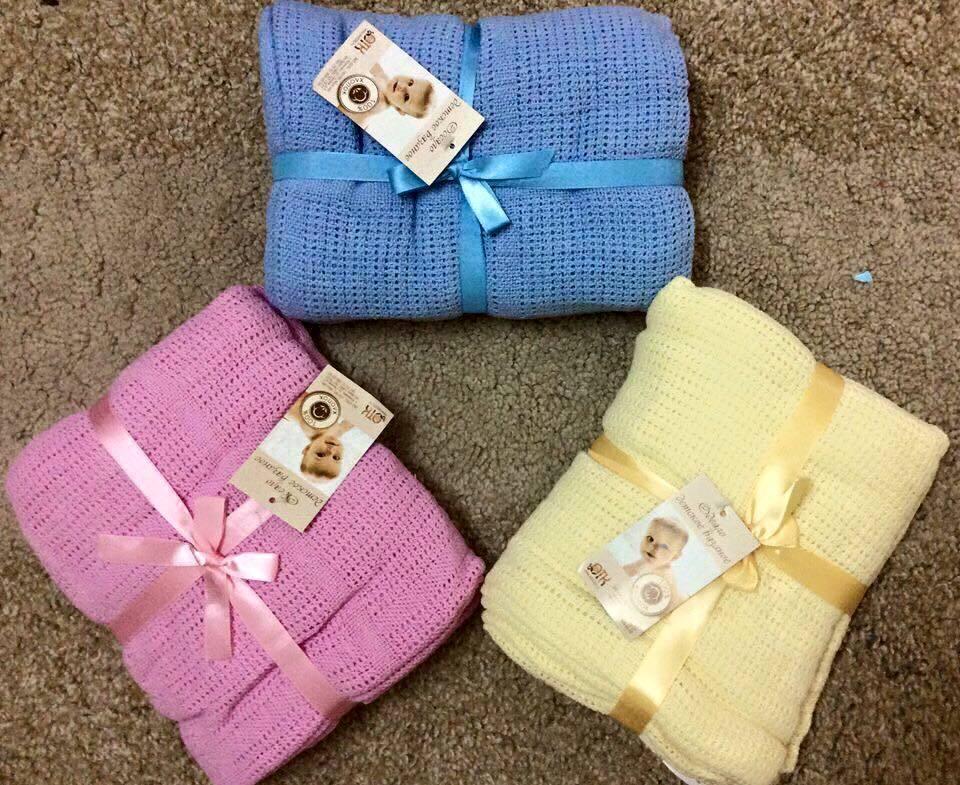 Chăn lưới chống ngạt cao cấp cho bé