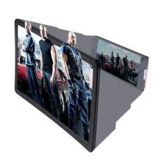 Kính 3D.Kính xem phim phóng đại 3D Phiên Bản Nâng Cấp thế hệ F2 Điện Thoại Di Động động khuếch đại HD phóng xạ kính lúp 3D điện thoại di động video kính lúp