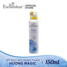 Enchanteur – Xịt ngăn mùi toàn thân Magic 150ml