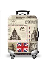 Túi bọc bảo vệ vali -Áo vỏ bọc vali H60- Size S- HPValiOEM