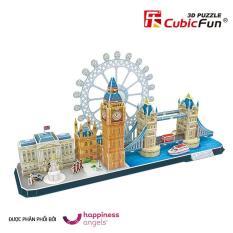 Mô hình giấy 3D Cubic Fun Cityline London MC253H