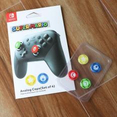 Núm bọc Super Mario cho cần Analog của Pro Controller – Nintendo Switch