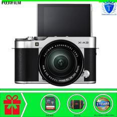 MÁY ẢNH FUJIFILM X-A3 XC 16-50MM Chính hãng + Tặng thẻ 16GB + Túi Fujifilm