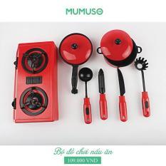 Bộ đồ chơi nấu ăn nhà bếp MUMUSO cho bé yêu