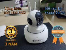 VT-6300A (Camera wifi bán chạy số 1 VN + tặng kèm thẻ nhớ 32g )