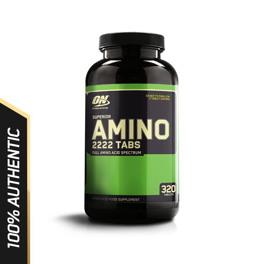 Cửa hàng bán On – Superior Amino Acid 2222 320 Tabs