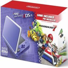 Máy Chơi Game Nintendo New 2DS XL Purple Silver Mario Kart 7 và Thẻ Nhớ 32G (Hacked)