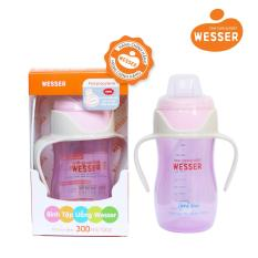 Bình tập uống Wesser (màu hồng)