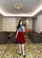 Chân Váy Nữ Viền Ren Thời Trang SoYoung WM SKIRT 022