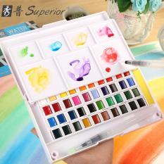 Màu nước SUPERIOR – 12 màu
